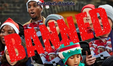 Costa Del Sol Christmas Carollers Facing Criminal Charges