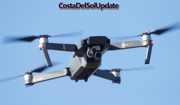 Costa Del Sol Drone Chaos