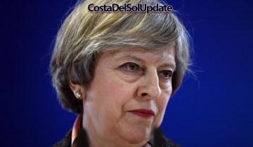 Theresa May Marbella Evacuation Plan Revealed