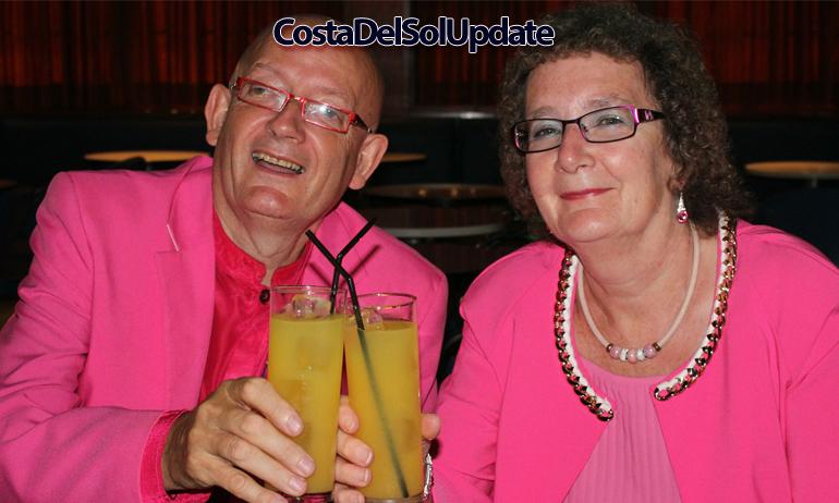 Pink Jacket Orange Juice