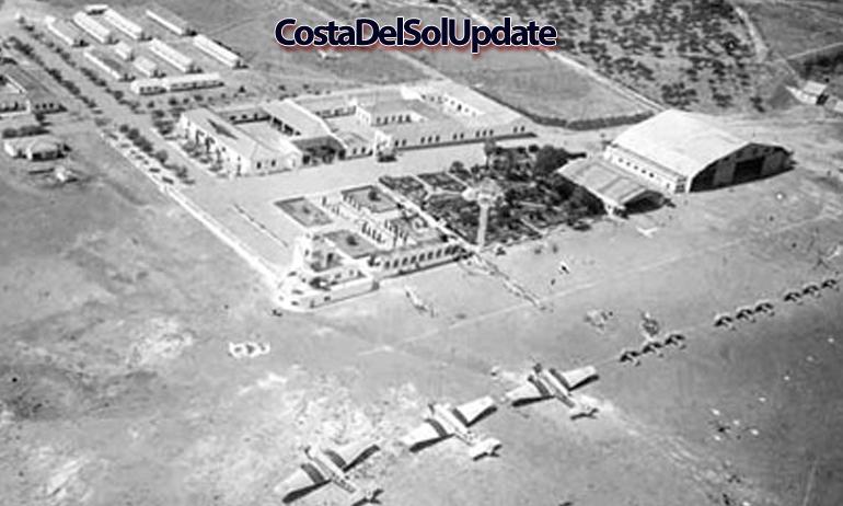 Malaga Airport 1937