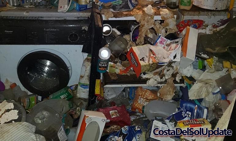 Rubbish In Home
