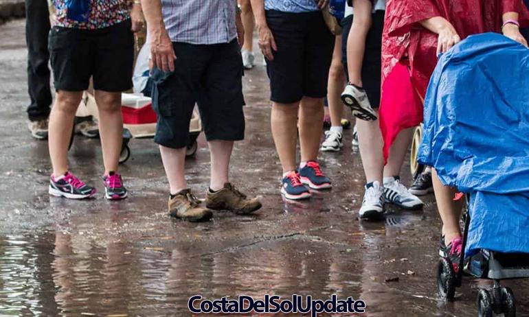 Shorts In Rain
