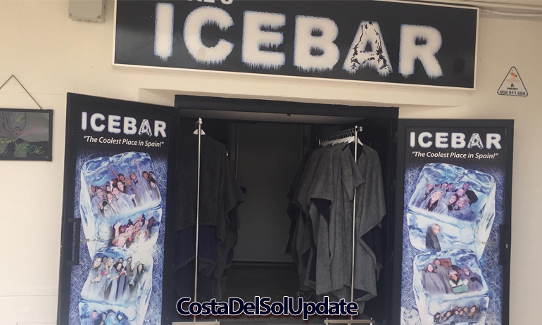 Benalmadena Ice Bar