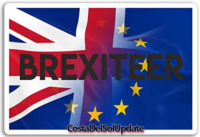 Brexiteer Flag