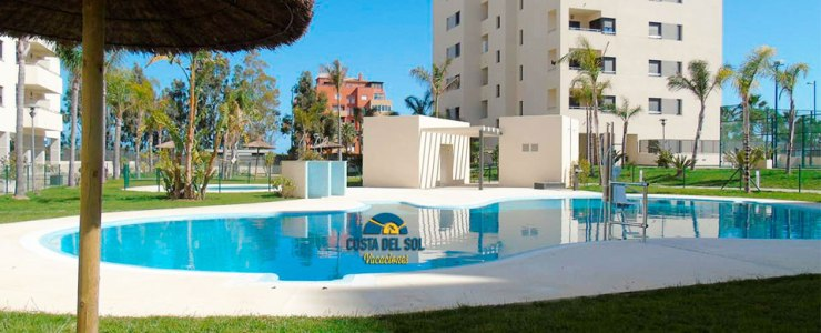 Beautiful apartment with sea views in Torre de Mar