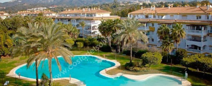 Holiday rental penthouse in Puerto Banús