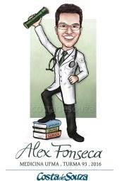 caricatura-formatura-medicina