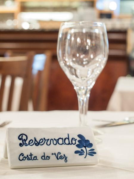 Restaurante Hotel Costa do Vez