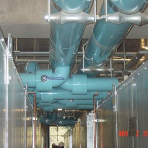 Napa Valley College Central Chilled Water Plant