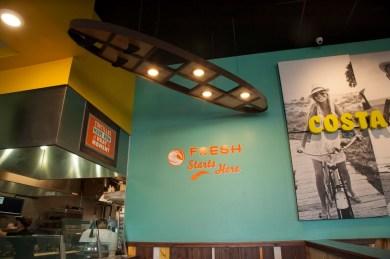 Guests love the fresh, delicious meals at Costa Vida.