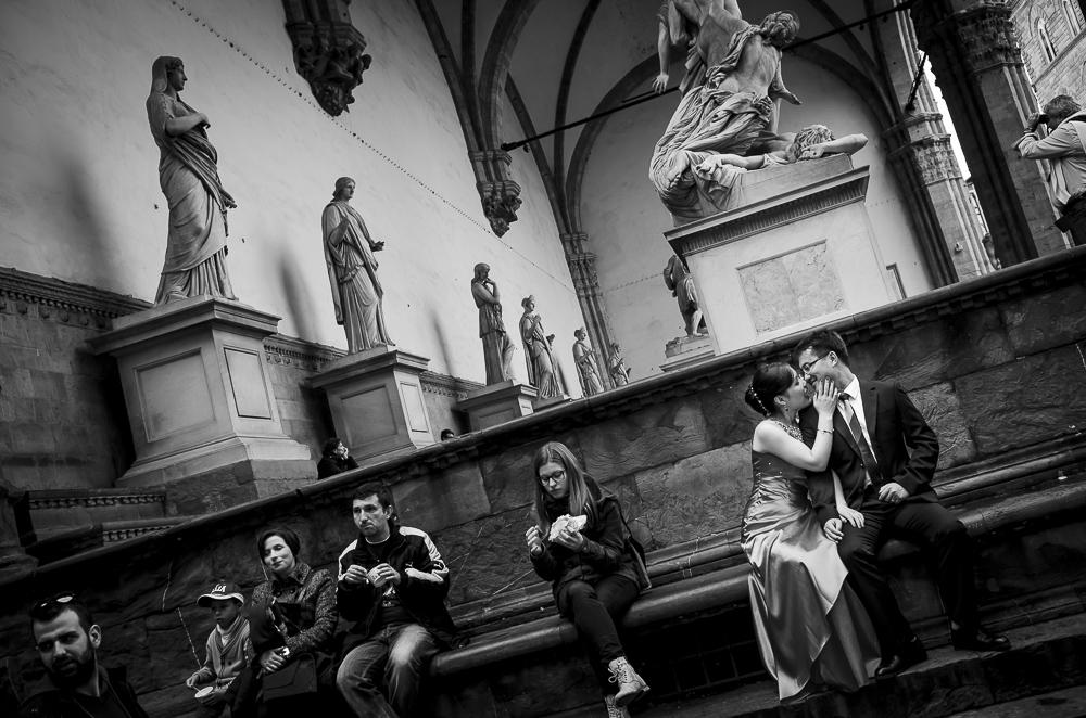 Jiming & Qunquing, Firenze 7th November 2014