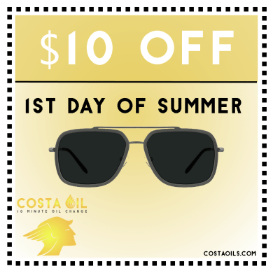 $10 Off Summer Coupon
