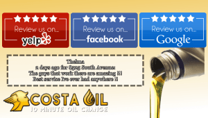 5 Star Oil Change