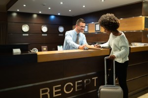 Hotel occupancy could feel the pinch in the upcoming weekend with a gas shortage in the Southeast. (Getty Images)