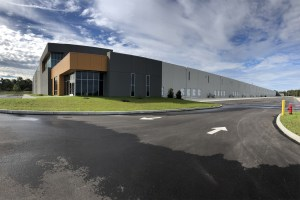 The Humboldt Industrial Park is one of Hazelton, Pennsylvania's latest industrial parks. (CoStar)