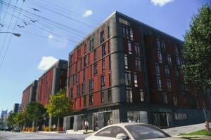 Located on an 0.89-acre parcel at 1217-31 Second Ave. N., Artist Lofts is set to include 210 apartment units, 3,800 square feet of ground-floor retail space and a underground parking garage with 250 spaces. (Parkview Financial)