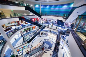 Some mall real estate investment trusts saw their stock prices rise to new heights amid last week's market volatility. (iStock)