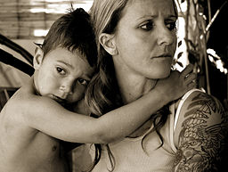 Mother_with_childtattoo