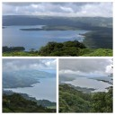 Arenal Lake from Sky Tram