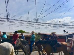 horse parade san ramon costa rica