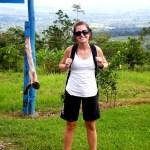 Nikki - Embarking on the Cerro Chato Hike