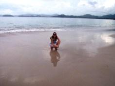 Nikki at Playa Conchal
