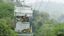 Sky Tram Aerial Tram Ride - Sky Adventures Arenal