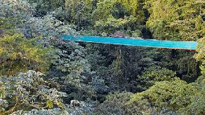Sky Walk Hanging Bridges Tour - Sky Adventures Arenal