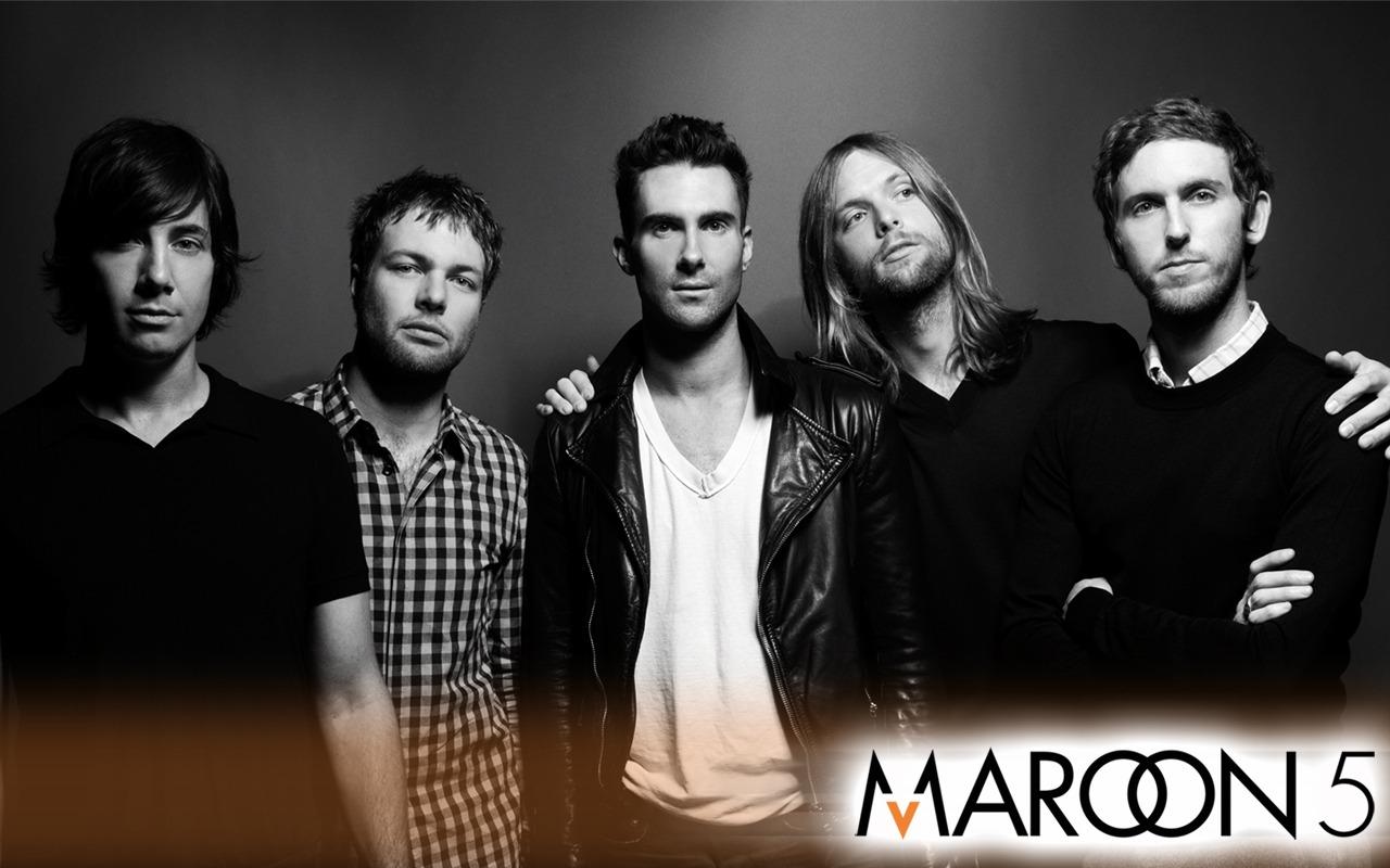 Maroon 5's Costa Rica Soundtrack?