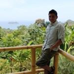 Ricky - at Costa Rica's Si Como No (non-all-inclusive) Resort!