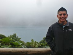 Ricky - Lake Botos (Poas Volcano)