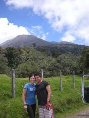 Nikki & Ricky - Turrialba Volcano