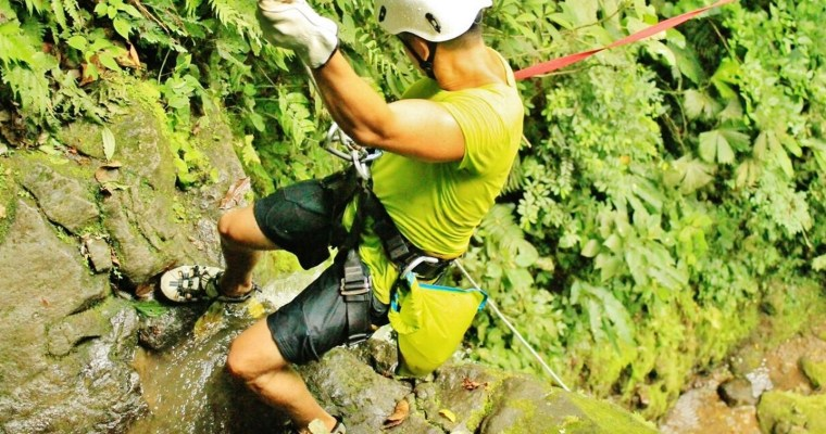 Costa Rica Canyoning: Adrenaline And Assurance Found At The Lost Canyon