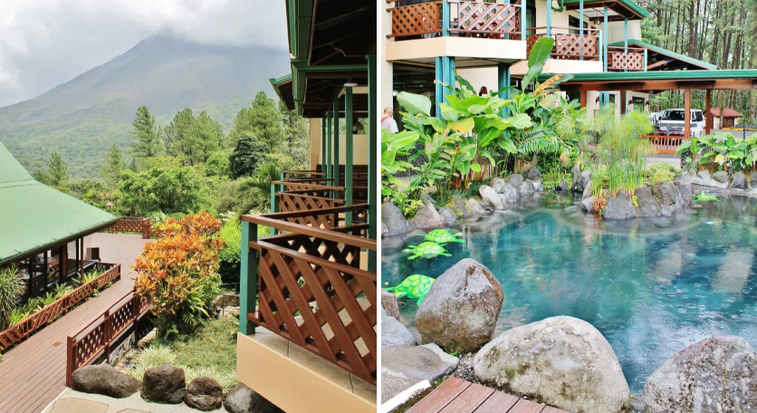 Arenal Hotel Recommendation: Arenal Observatory Lodge; Part 1: The Hotel