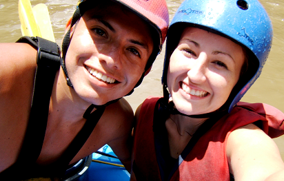 Costa Rica rafting tour