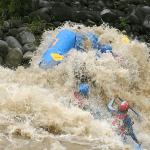 white water rafting Costa Rica
