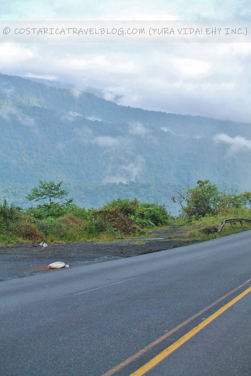 2019) Costa Rica Highway Conditions By Route   The Official