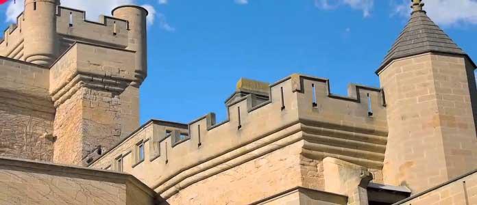 Royal Palace of Olite/Erriberri