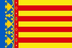 Community of València Flag
