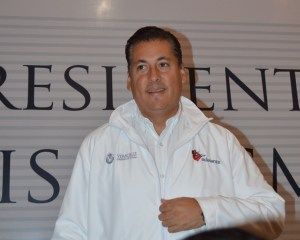 Alberto Silva Ramos, de Sedesol estatal.