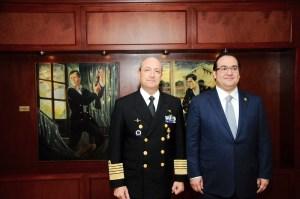 El Comité Organizador de los eventos conmemorativos del Centenario de la Gesta Heroica de Veracruz está conformado por el Gobernador de Veracruz, el subsecretario de Marina, almirante CG DEM Carlos Federico Quinto Guillén; el comandante de la 3ª Zona Naval Militar, vicealmirante CG DEM Jorge Alberto Burguete Kaller.