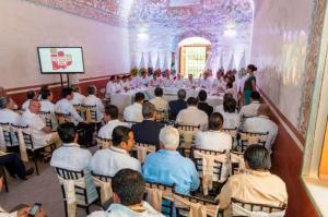 Se realizó la 2da Reunión de la Comisión Ejecutiva para el Desarrollo Integral de la Región Sur-Sureste de la CONAGO.