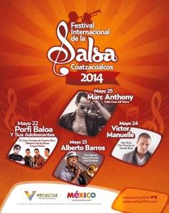 ¡Todo el sabor! El evento internacional con sede en Coatzacoalcos es uno considerado entre los mejores 5 del mundo, en su género.