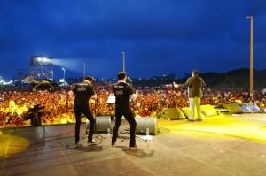 Más de 90 mil asistentes en el Festival de la Salsa 2014.