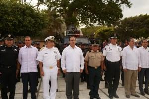 El Gobierno del Estado designa al subsecretario de la SSP Veracruz, José Nabor Nava, como responsable de este operativo Blindaje Coatzacoalcos.