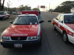 Los taxistas piden aumento de tarifas (Pedro Cayetano).