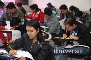 37 mil 832 jóvenes aspiran a ingresar a la UV; este fin de semana presentan sus exámenes de admisión