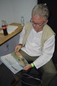 El periodista polaco analizó el caso de COSTA en su versión impresa para Coatzacoalcos.