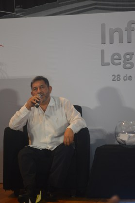 SEGUNDO INFORME DE LABORES LEGISLATIVAS.
